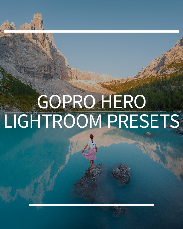 GOPRO HERO LIGHTROOM MOBILE