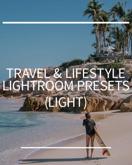 10 Travel&Outdoor - Lightroom Mobile Presets