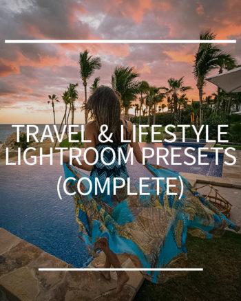 lightroom presets travel outdoor