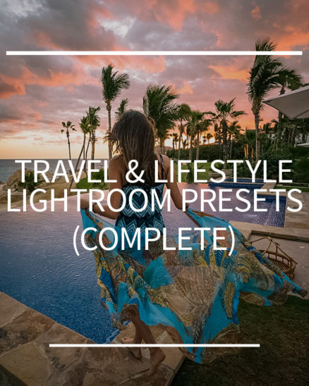 lightroom presets travel outdoor