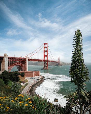 Photo Print Golden Gate Bridge